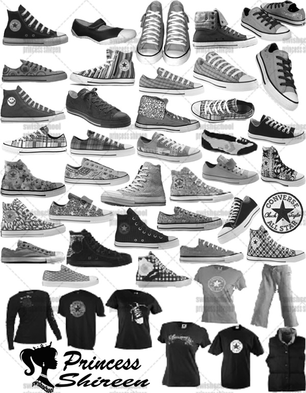 فرش أحذية رياضية وتى شيرتات احترافية للفوتوشوب جديد 2015