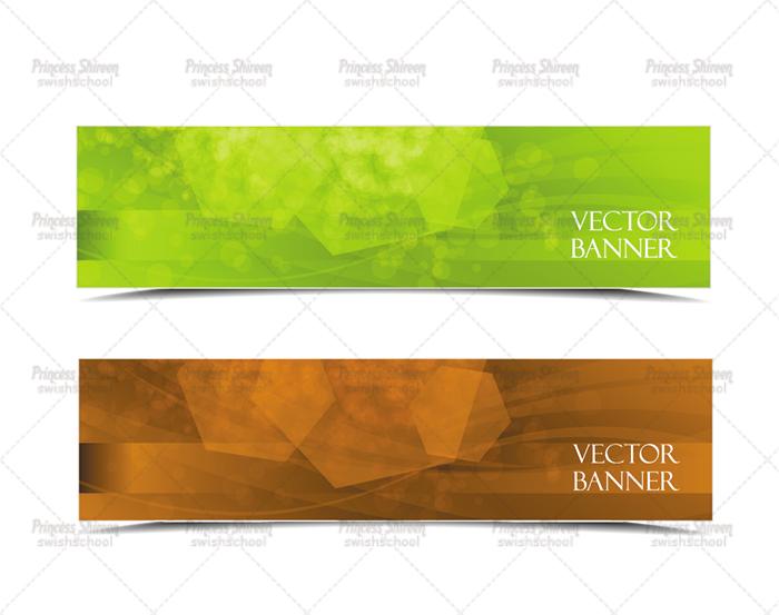 كولكشن فيكتور بنرات للدعاية والاعلان , فيكتور هيدرات لمواقع بصيغة eps مدرسة جرافيك مان