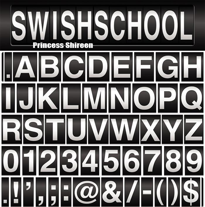 فيكتور حروف وارقام رائعه بصيغةeps , حروف وارقام cmyk مدرسة جرافيك مان