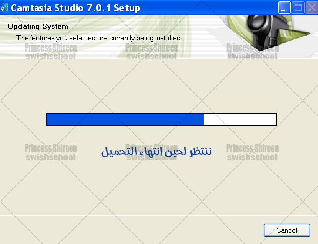 تحميل برنامج  Camtasia Studio 7 لشروحات الفيديو بإحترافية مع شرح التسطيب والتفعيل بالصور