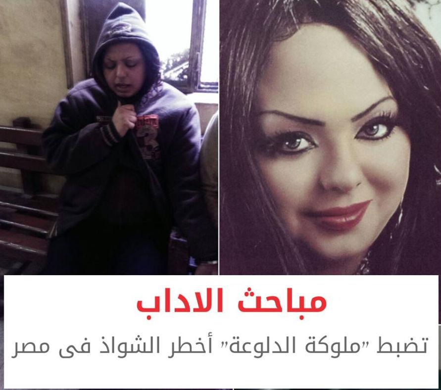 صور القبض على ملوكه أخطر الشواذ فى مصر