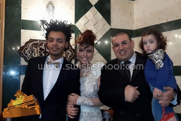 بالصور والفيديو حفل زفاف مى كساب واوكا