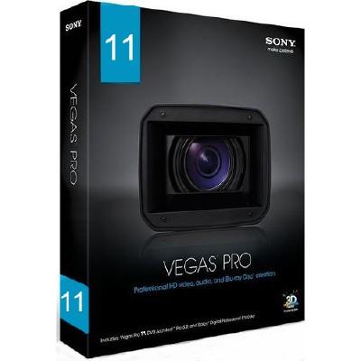 برنامج SONY Vegas Pro v11.0 Build 370 كامل