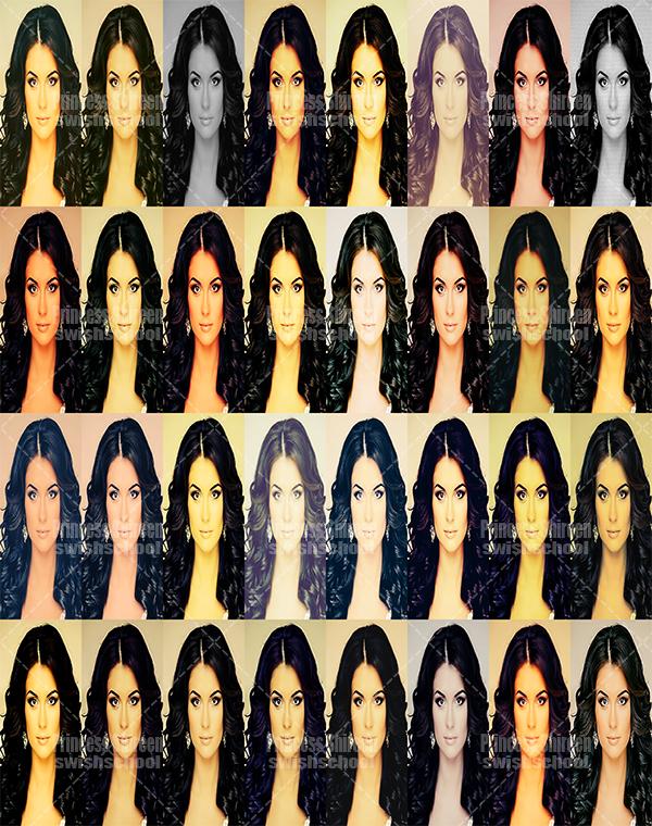 أقوى أكشنات الفوتوشوب, 50 اكشن احترافى لعمل تأثيرات إحترافية على الصور الجزء السادس حصرى على مدرسة جرافيك مان