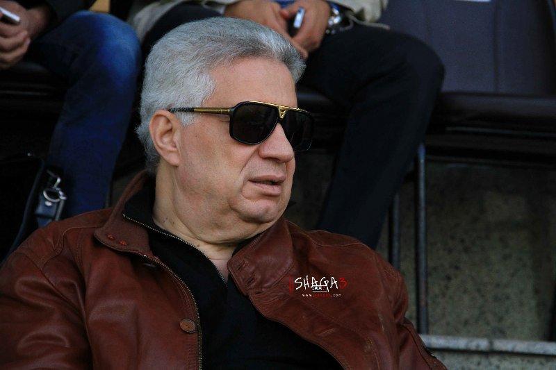 مرتضى منصور في النيابه بسبب ماتش الدفاع الجوي