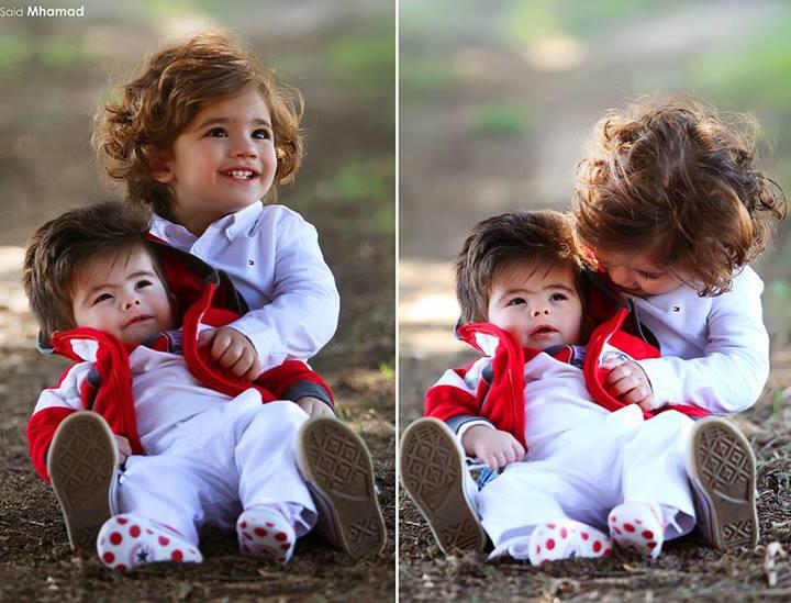 وضعيات تصوير الاطفال - تصوير خارجي - الجزء الثاني