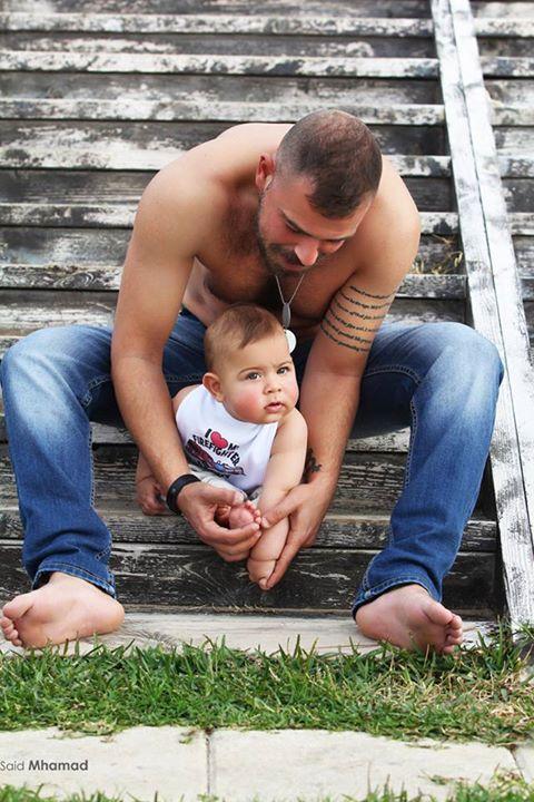 وضعيات تصوير العائله - الاب والام والاولاد - الجزء الاول