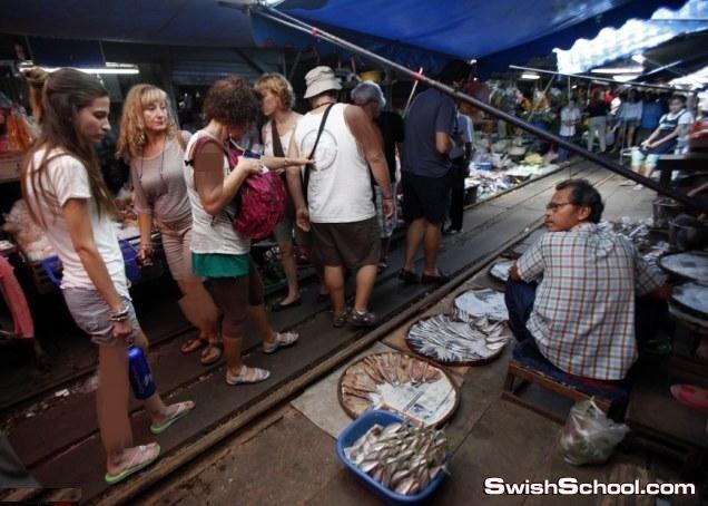 سوق الخضراوات الأخطر في العالم
