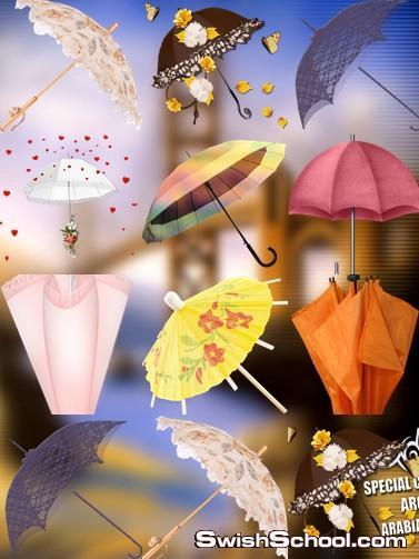 اكثر من 80 صور شماسي وشمسيات ومظلات ملونه, صور مفرغه شماسي , صور مفرغه شمسيات , صور مفرعه مظلات