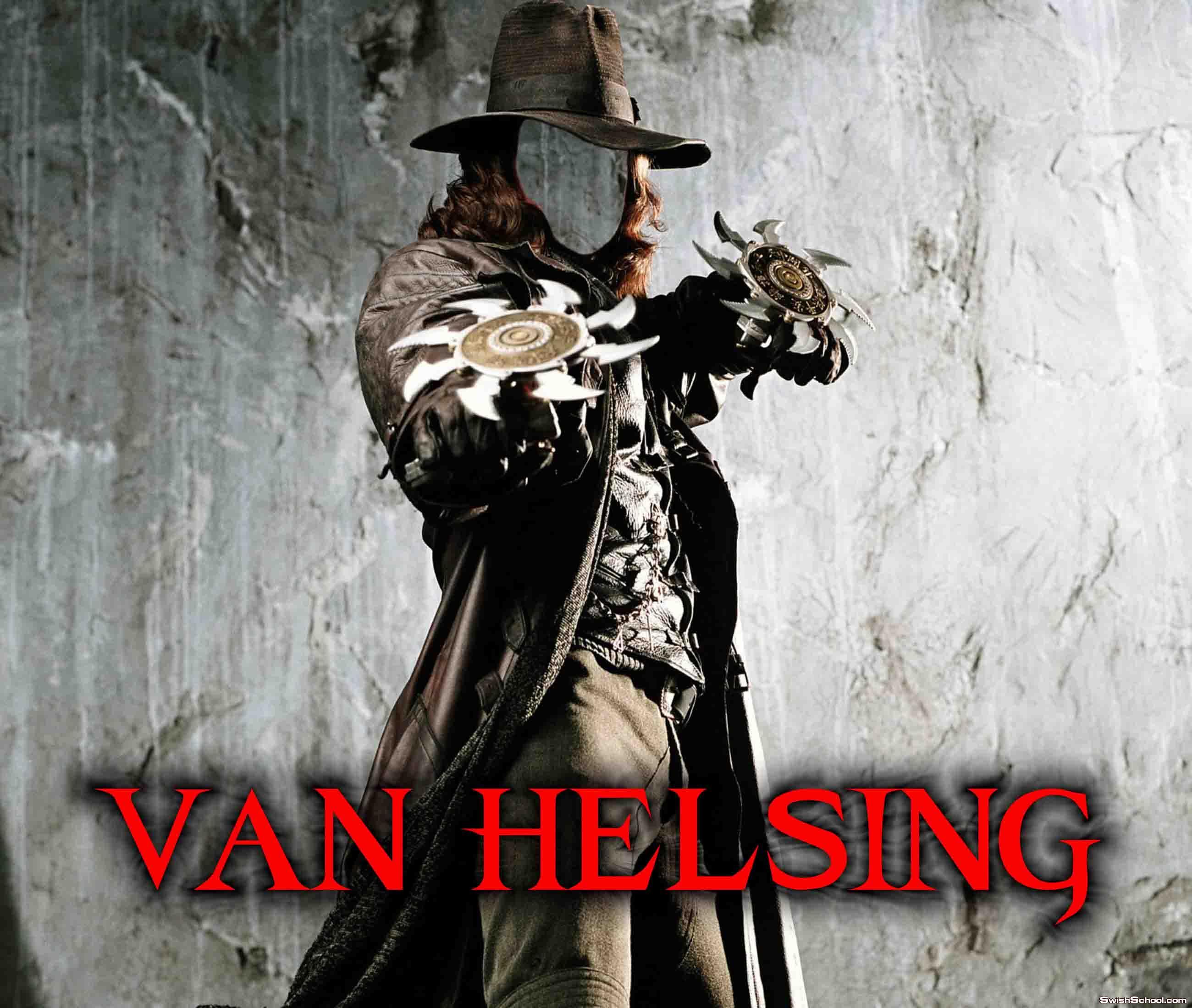 حصرى قالب فان هلسين Van helsing