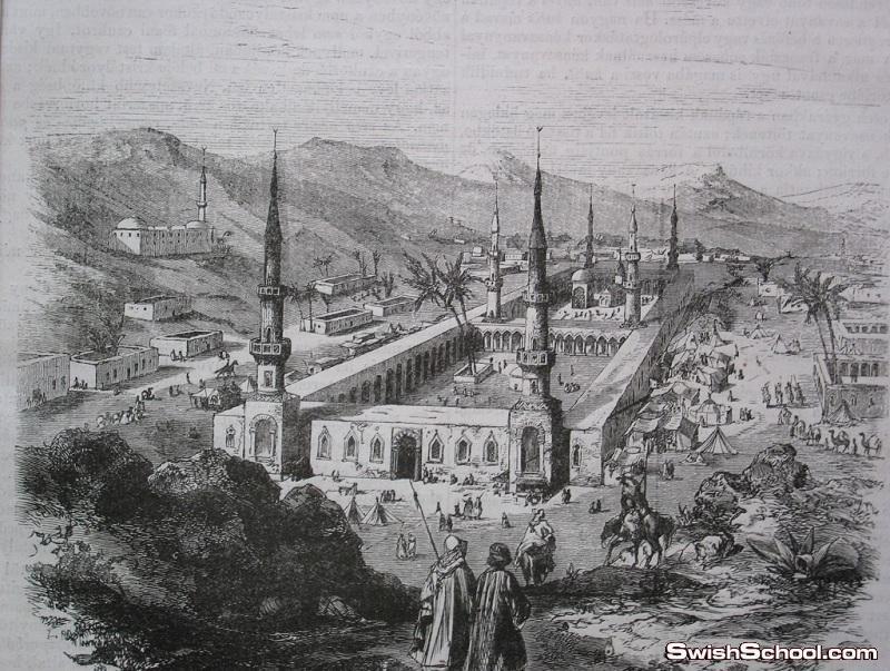 صور المسجد النبوي الشريف في السعودية ثاني أقدس موقع في الإسلام