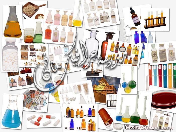 صور مقصوصه انابيب معامل التحاليل في المختبرات العلميه png - صور لتصاميم الدعايه والاعلان 2014