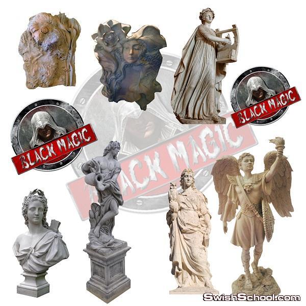 لعشاق الفن فقط صور تماثيل يونانية اغريقية روعة