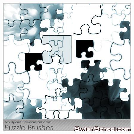 فرشات , فرش Puzzle