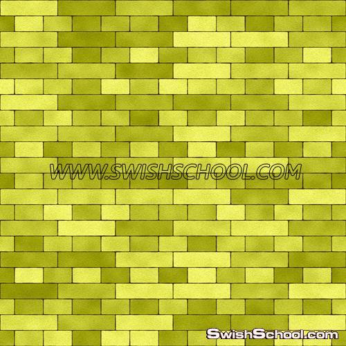 خامات وخلفيات طوب ملون , خلفيات جدران ملونه عاليه الجوده للفوتوشوب 2013