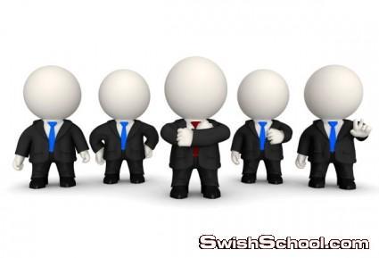 شخصيات ثلاثية الابعاد للتصاميم الدعائيه الجزء الثاني