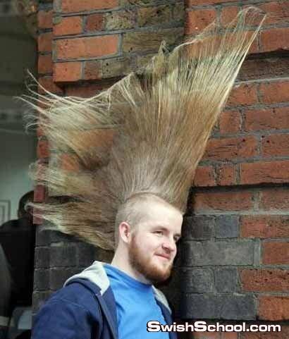اخر صيحات في تسريحات الشعر