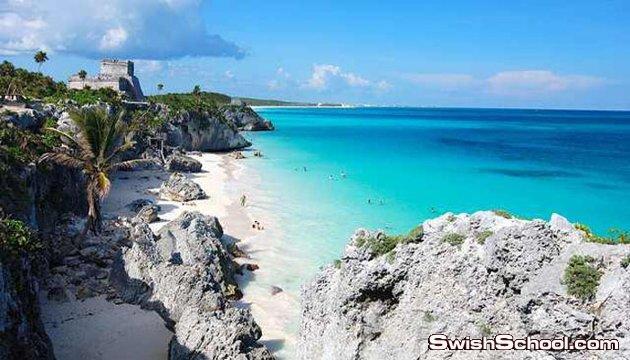 تعرف على أجمل وأروع شواطئ العالم