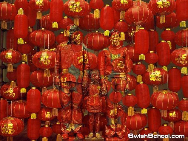 الرجل الخفي في الصين