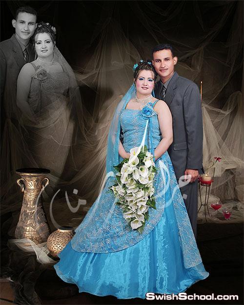 خلفيات استوديو عرايس psd _ ملفات جرافيك لتصاميم الافراح عريس و عروسة للاستوديوهات _ الجزء الرابع