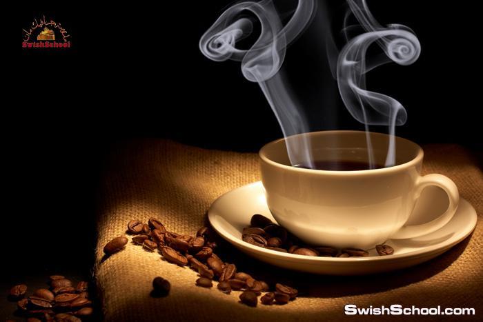 ستوك فوتو قهوه وبن عاليه الدقه لتصاميم اليفط في الدعايه والاعلان jpg