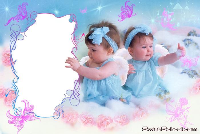 فريمات مفرغه للاطفال ولجميع المناسبات السعيده - 100 اطار جرافيك png