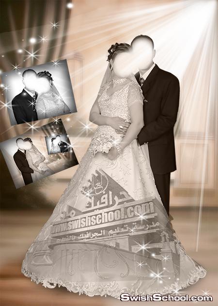 احدث خلفيات الزفاف للاستوديوهات,خلفيات افراح ,خلفيات عريس وعروسة جديدة و حصرية لمدرسة جرافيك مان,الجزء الثالث