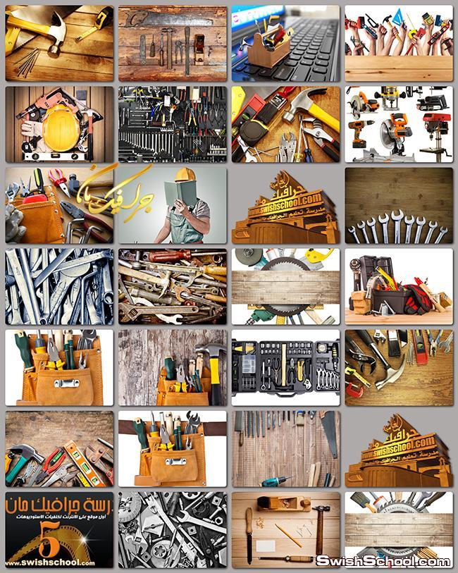 صور عدة ورش نجاره لتصاميم الدعايه والاعلان