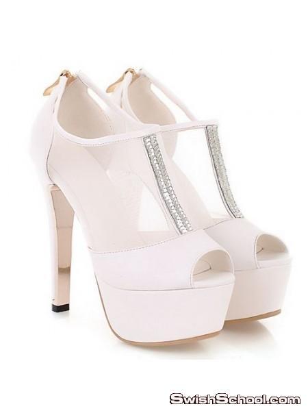 eaad7611e أحذية ] اشيك احذية هاى هيلز لصيف , اجمل شوزات كعب عالى