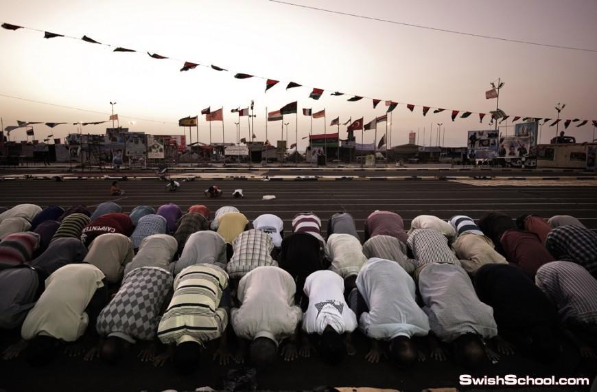رحلة مصورة لملامح شهر رمضان الكريم من مختلف أنحاء العالم