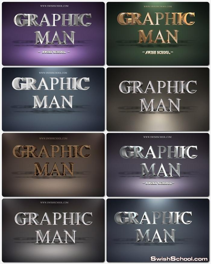 اقوى موك اب كتابه ثلاثيه الابعاد للفوتوشوب 3D Mockup CS6