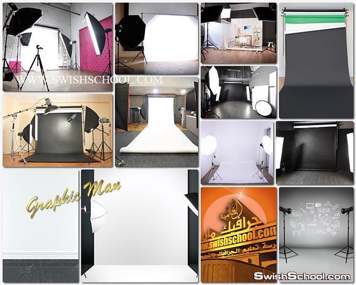 صور قاعات التصوير الداخلي بجميع الادوات للمصورين عاليه الجوده jpg
