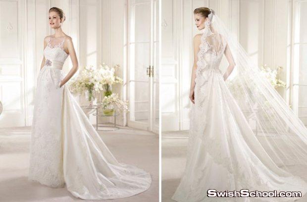 فساتين افراح - فستان العروسه - احدث فساتين الزفاف للعرايس