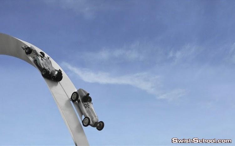 اجمل الاعمال الابداعيه لسيارات مميزه في مهرجان جودوود للسرعة