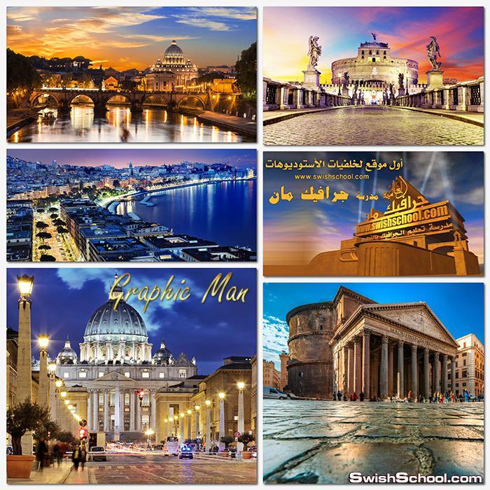 ستوك فوتو اماكن جميله من ايطاليا عاليه الدقه jpg