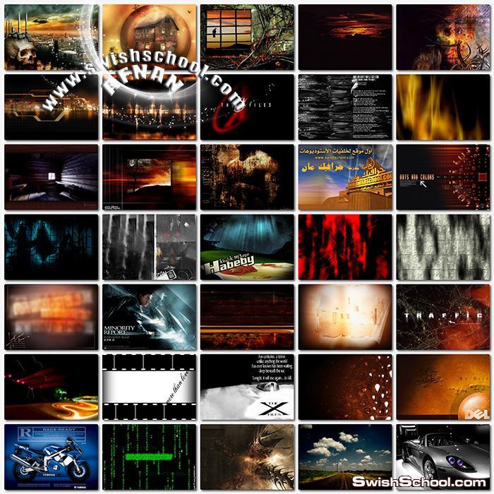 خلفيات بوسترات الاكشن لتصاميم الشباب jpg - بوسترات جرافيك لاستديوهات التصوير - الجزء الاول