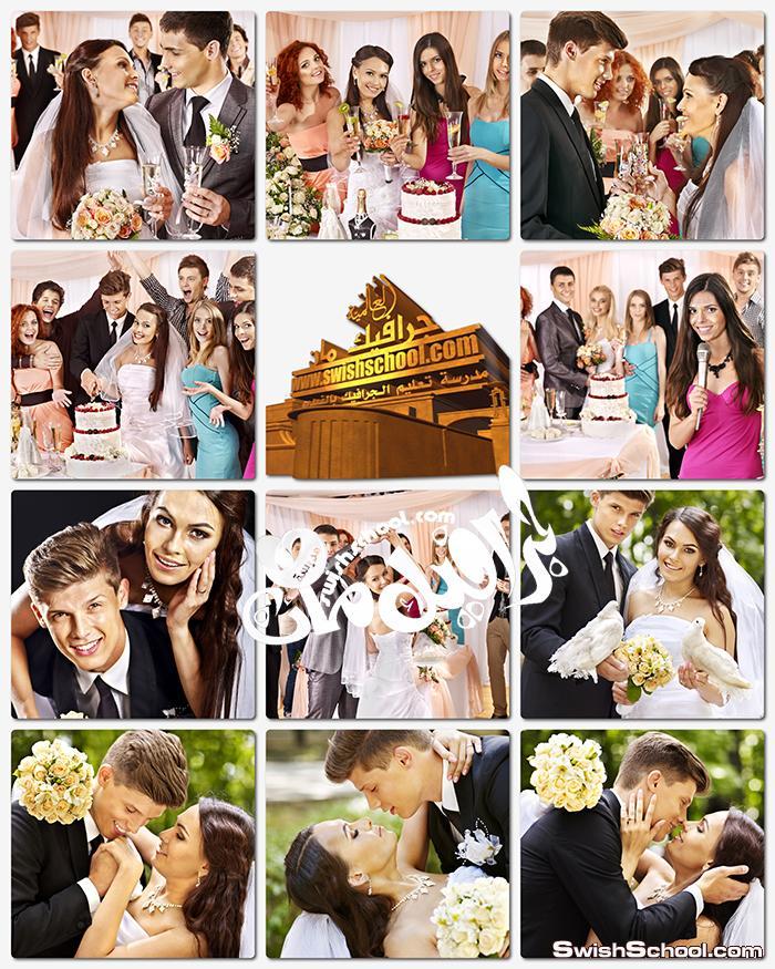صور لاستوديوهات تصوير العرايس والعرسان jpg - اجمل صور الزفاف لتصاميم الالبومات عاليه الجوده