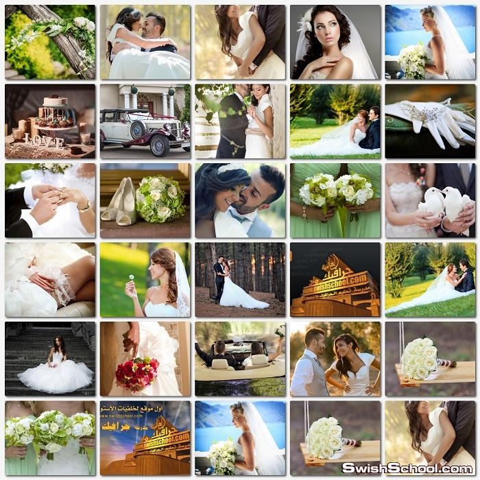 صور افراح عرايس وعرسان jpg - ستوك فوتو لتصاميم الزفاف عالي الجوده