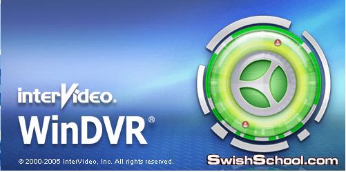 أقوى برنامج لسحب شرايط الفيديو وتسجيلها على الكمبيوتر متوافق مع ويندوز سفن Intervideo.WinDVR.6.1.0.30