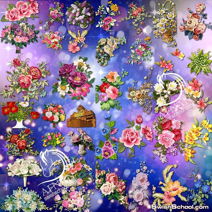 اجمل الزهور بدون خلفيه , صور ازهار مفرغه عاليه الجوده جاهزه لاضافتها على تصاميم الفوتوشوب png
