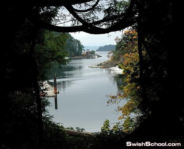 صور حدائق بوتشارت  فيكتوريا - كندا - مدرسه جرافيك مان