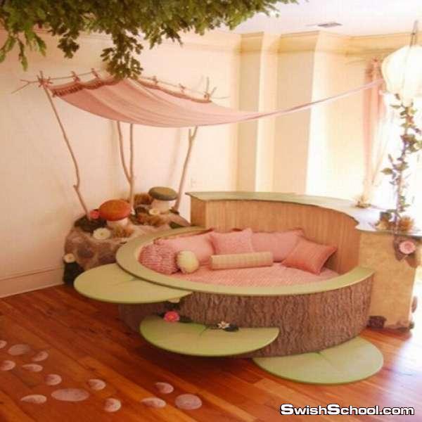 اغرب ديكورات غرف النوم , عجائب وطرائف غرف النوم ^_^