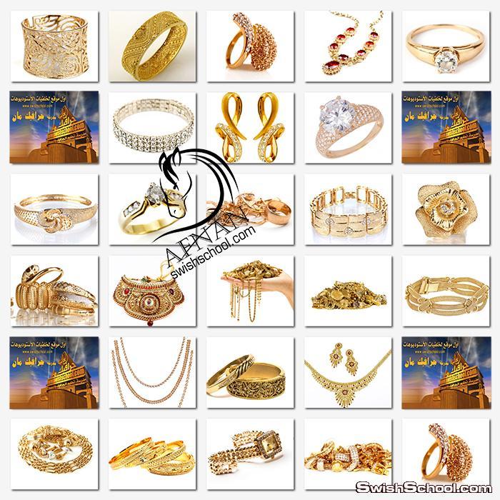 ستوك فوتو مجوهرات عاليه الجوده للدعايه والاعلان jpg