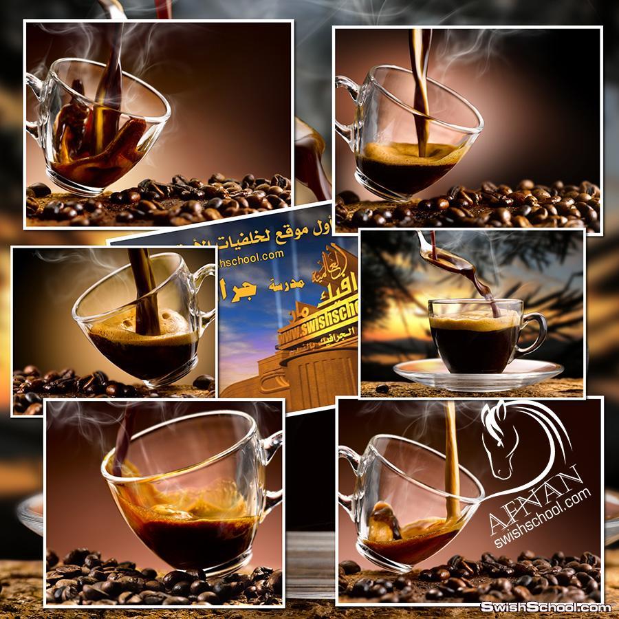 ستوك فوتو فنجان قهوه عاليه الدقه للدعايه والاعلان والفوتوشوب jpg