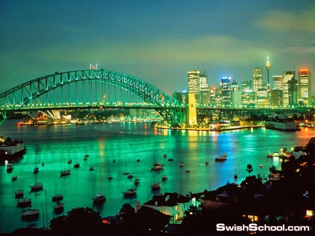 جمال الطبيعه في استراليا بالصور