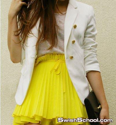 أزياء ربيع 2012