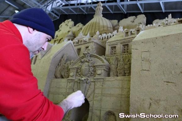 متحف الرمال في بريطانيا - اغرب متاحف العالم