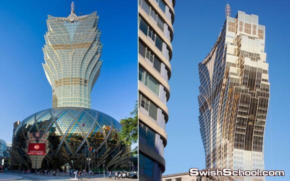 ابشع مباني العالم لعام 2012- صور مباني غريبه