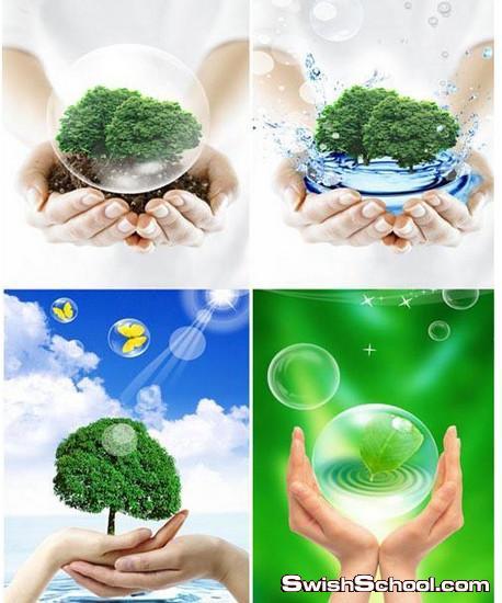 ملفات مفتوحه المحافظه على الاشجار , الطبيعه , البئه , ملفات مفتوحه طبيعه خضراء