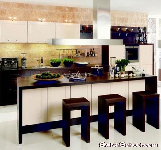 مطابخ - صور مطبخ Modern American Kitchen 2012